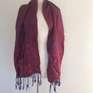 Accessories - 100% Silk scarf